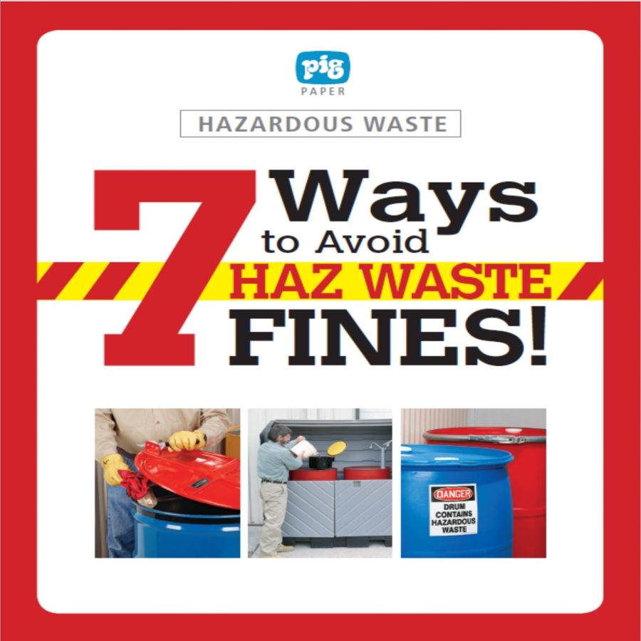 hazaradous waste disposal - expert advice