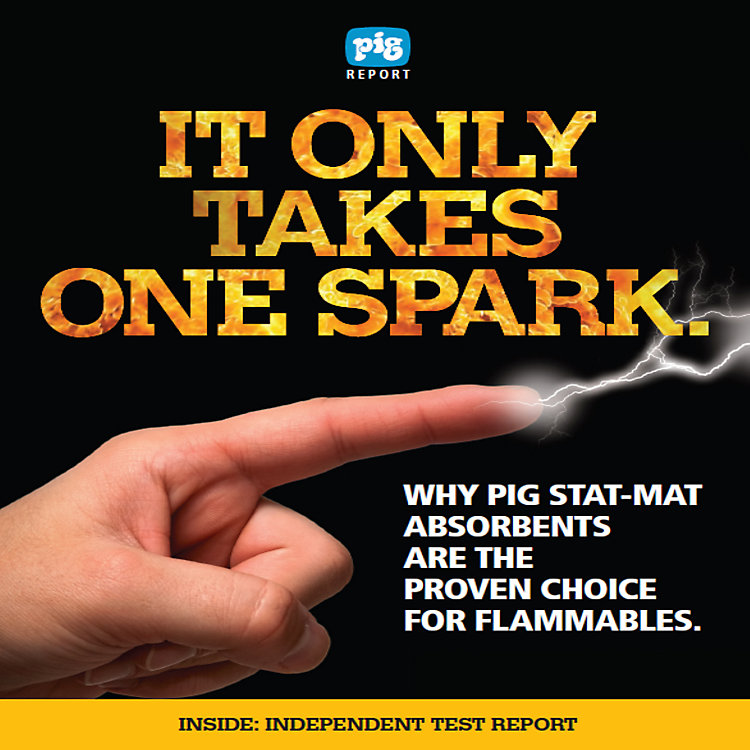 It Only Takes One Spark