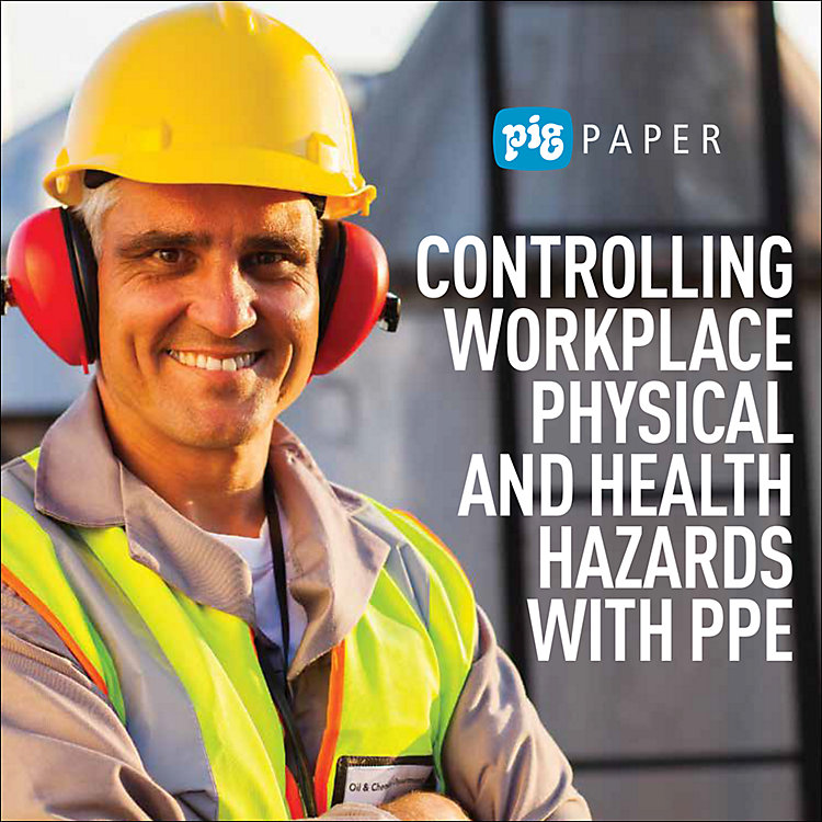 Controlling Workplace Physical and Health Hazards with PPE