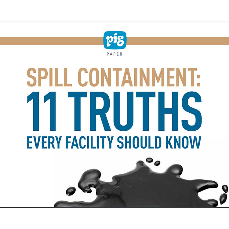 11 Spill Containment Truths