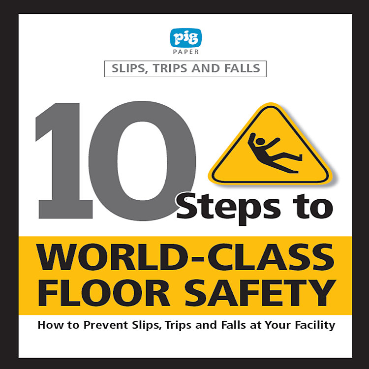 10 Steps to World-Class Floor Safety